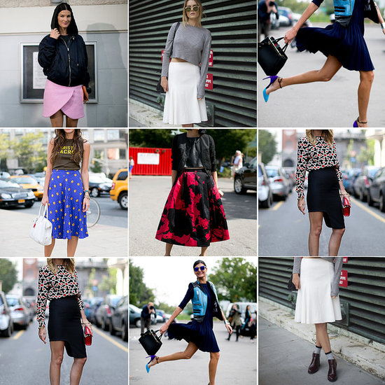 These Are Summer's Most Stunning Skirt Trends