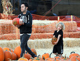 No Bones About It, Pete Wentz and Bronx Have Halloween Spirit