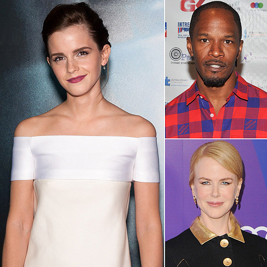 Emma Watson Reteams With Stephen Chbosky, Jamie Foxx Is MLK Jr., and More Big Casting News