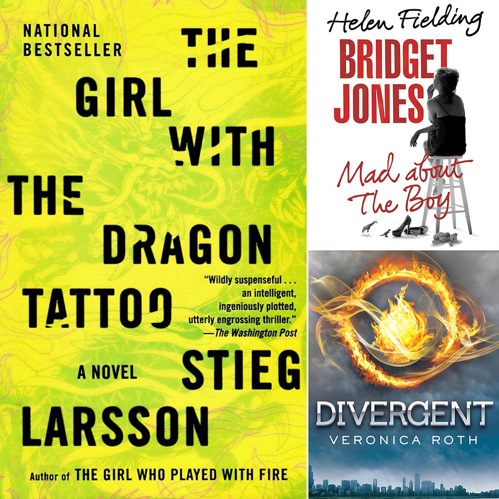 The Favorite Book Series of POPSUGAR Editors