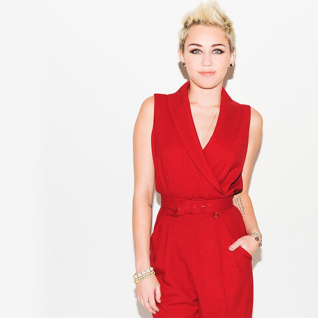 Miley Cyrus Fashion Quotes Popsugar Fashion