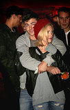 Brittany Snow and Zac Efron went to the Los Angeles Haunted Hayride together.
