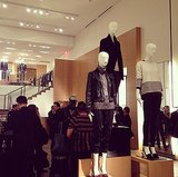 We celebrated the opening of the new Vince store in New York.