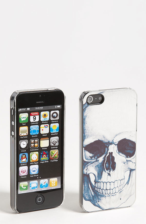 Add some spook to your step with a skeleton iPhone case ($28) that you'll want to use even past Halloween.