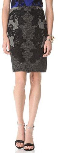 Diane von furstenberg Maui Pencil Skirt
