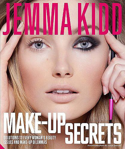 Jemma Kidd came out on top with Make-Up Secrets when we shared our beauty reading list in honor of National Book Month.