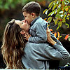 Tom Brady and Gisele Bundchen With Their Kids in Boston