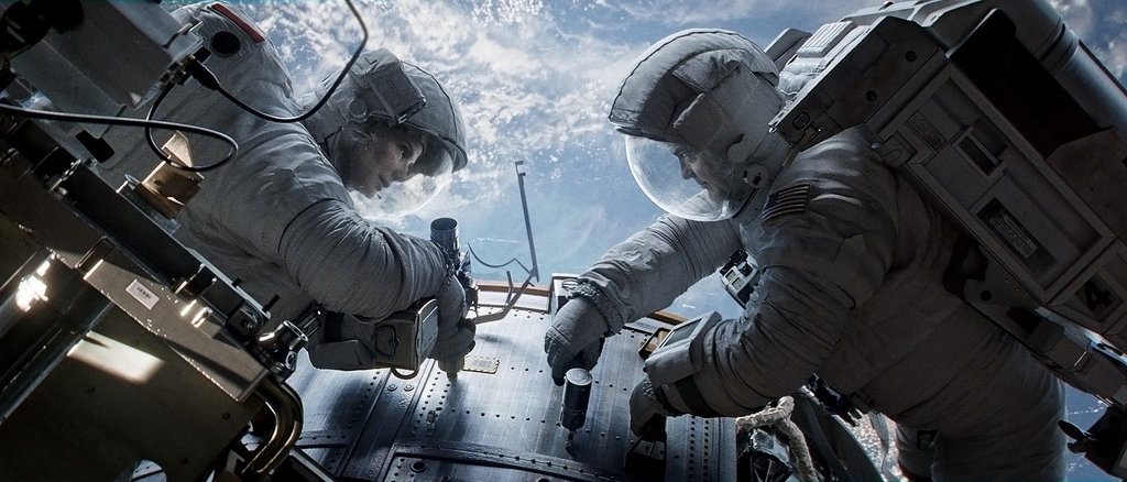 Box Office: Gravity Defeats Captain Phillips