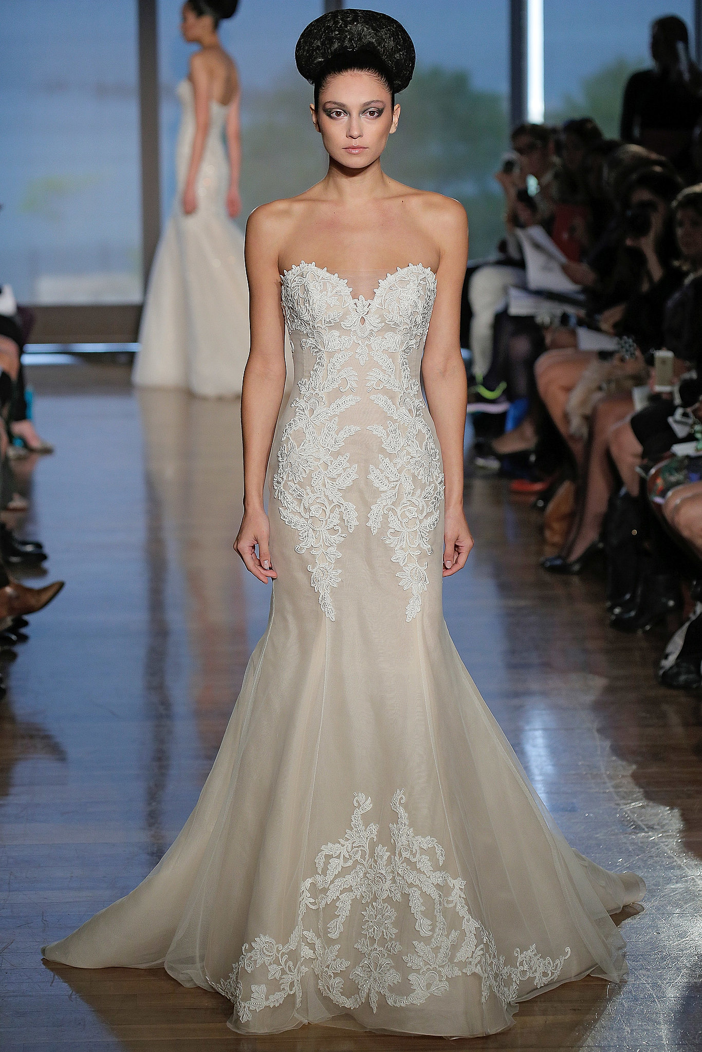 Ines di santo bridal autumn 2014 the must see wedding for Ines di santo wedding dress