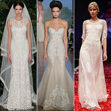 Best Wedding Dresses at Bridal Fashion Week | Autumn 2014