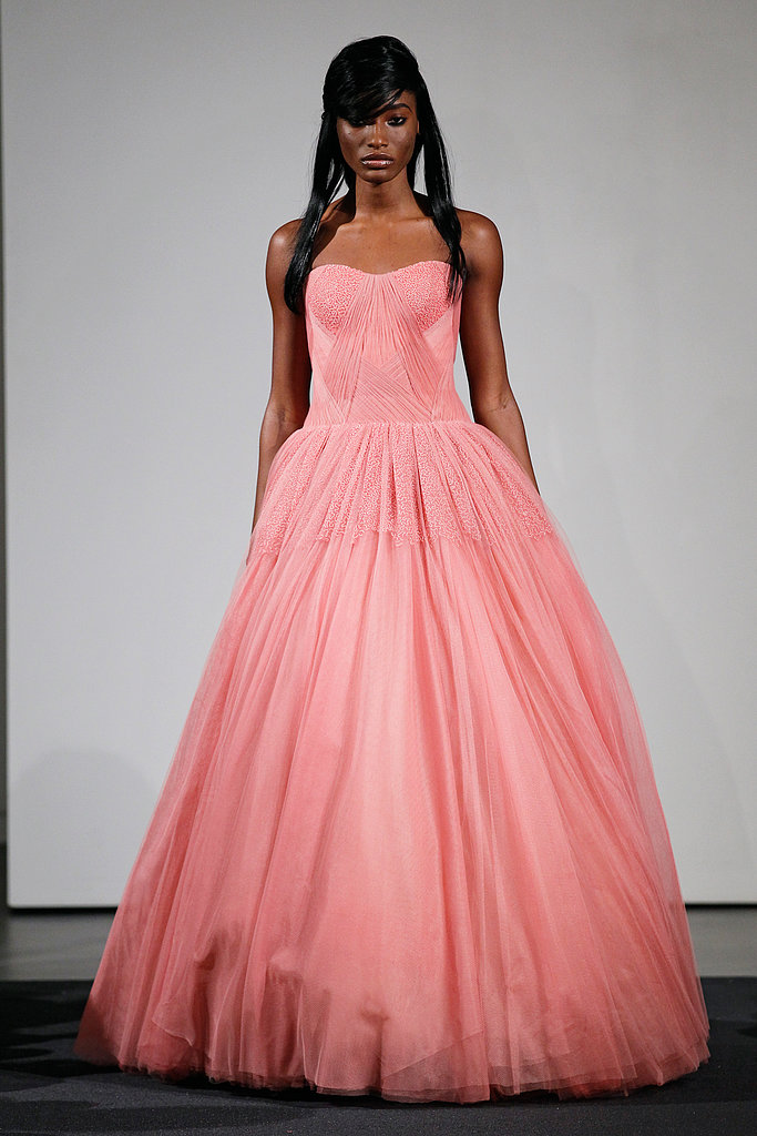 Vera Wang Bridal Fall 2014 Photo courtesy of Vera Wang