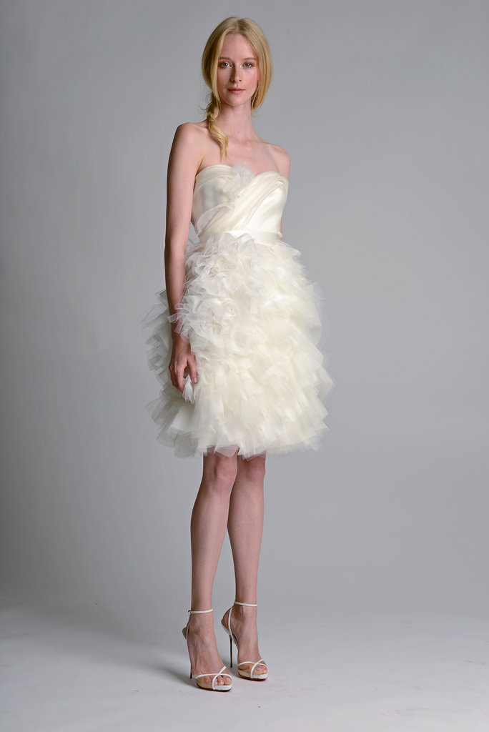 Marchesa Bridal Fall 2014 Photo courtesy of Marchesa