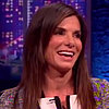"Sandra Bullock Rapping to ""Rapper's Delight"" 