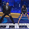 "Tom Hanks and Sandra Bullock Play ""Chopsticks"""