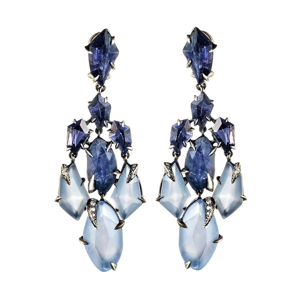 Alexis Bittar Fine Mystic Marquis Chandelier Earrings ($2,995) Photo courtesy of Alexis Bittar