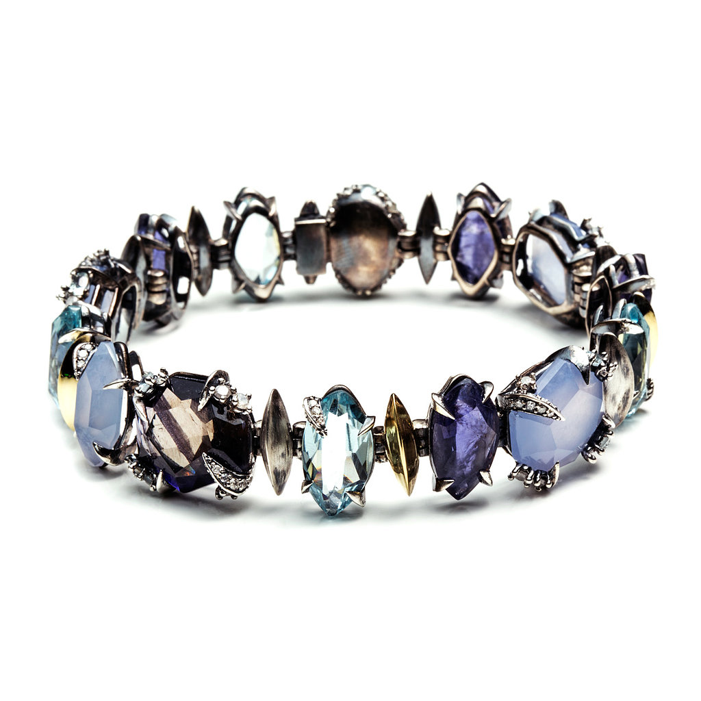 Alexis Bittar Fine Mystic Marquis Bracelet ($4,595) Photo courtesy of Alexis Bittar