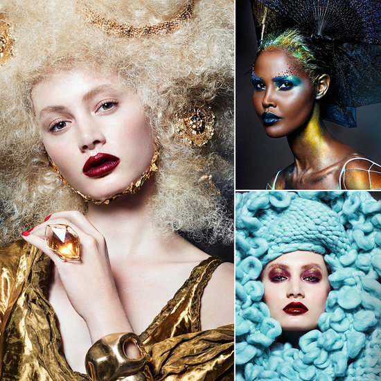 COVERGIRL Reimagines the Districts of The Hunger Games