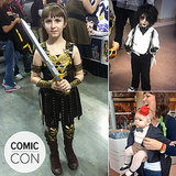 New York Comic Con: Mini Cosplay That'll Melt Your Heart