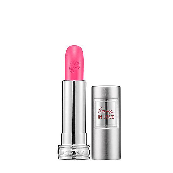 For the lipstick lovers who don't like a heavy formula, Lancome Rouge in Love ($26) is featherlight and silky smooth.