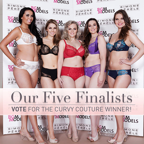 Simone Perele Curvy Couture Model Search