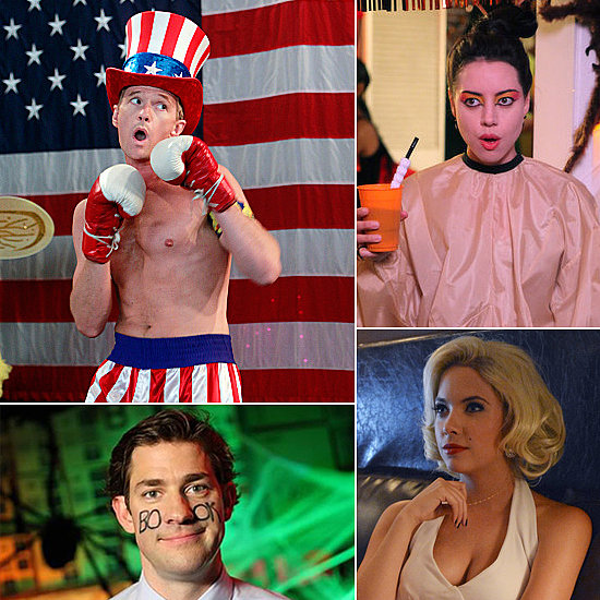 Freaky Flashback: TV Characters in Costume Through the Years
