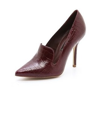 These pointy stilettos from Steven ($104, originally $139) are practically made for conquering the boardroom.
