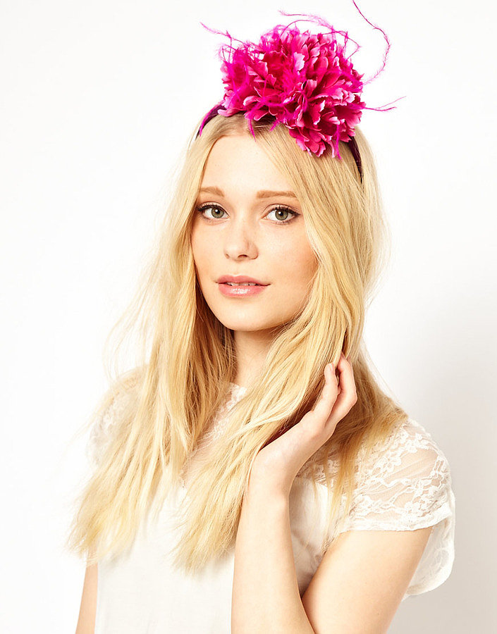 Is it just us, or does this adorable Johnny Loves Rosie Floral Splay Headband ($20, originally $52) make you want to dress up like a cupcake this Halloween?