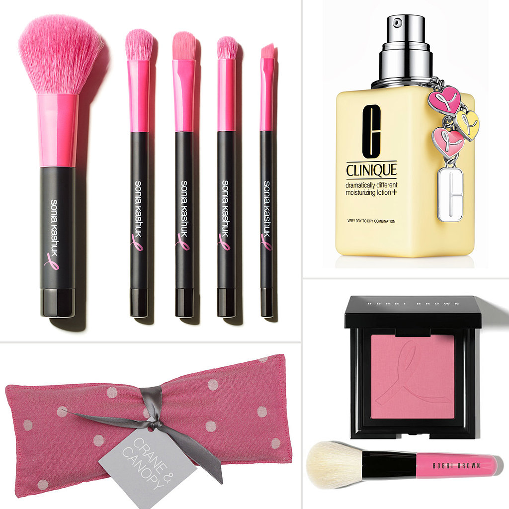 Support Breast Cancer Awareness Month With These Pink Beauty Buys