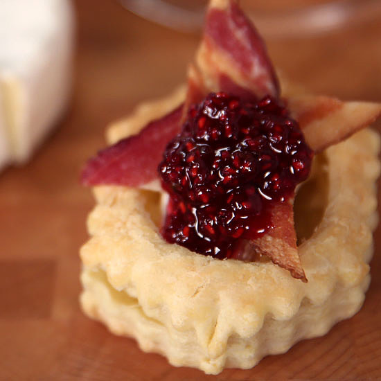 Fall in Love With Bacon and Brie Puff Pastry Bites