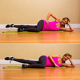 Pilates Side-Lying Leg Lifts