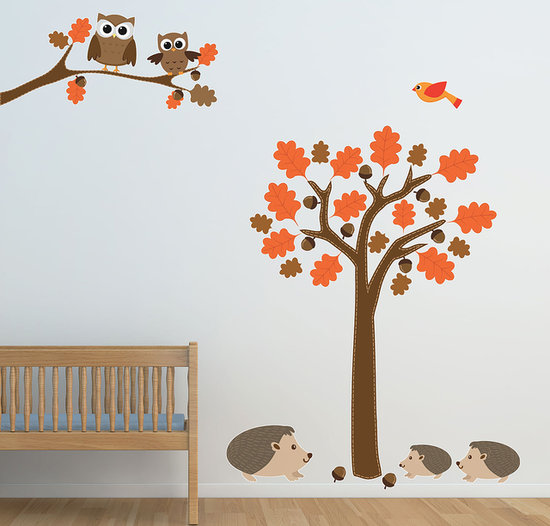 Tree Wall Decal