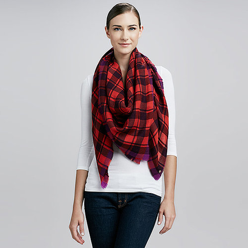 Marc by Marc Jacobs Plaid Scarf | Review