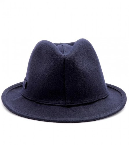 Hat Attack Wool fedora