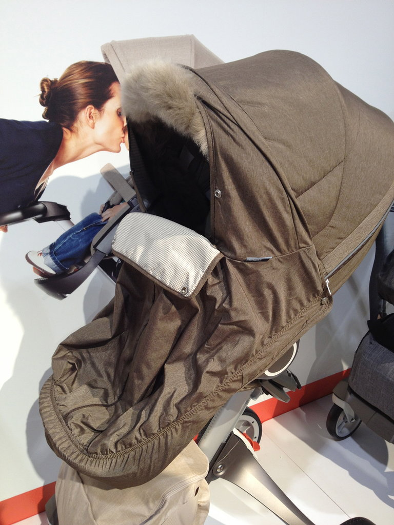 How snuggly does Stokke's Winter kit look?