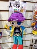 Lamaze will add this adorable pirate to its stroller toy collection.