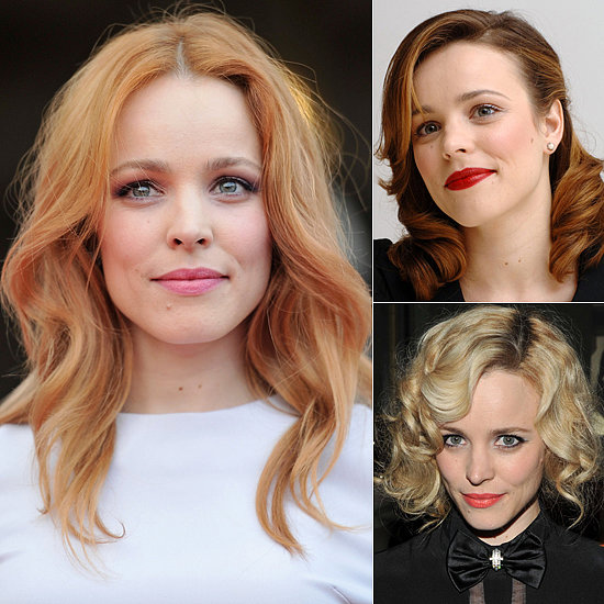 Beauty Spotlight: Rachel McAdams' Best Hair & Makeup Moments