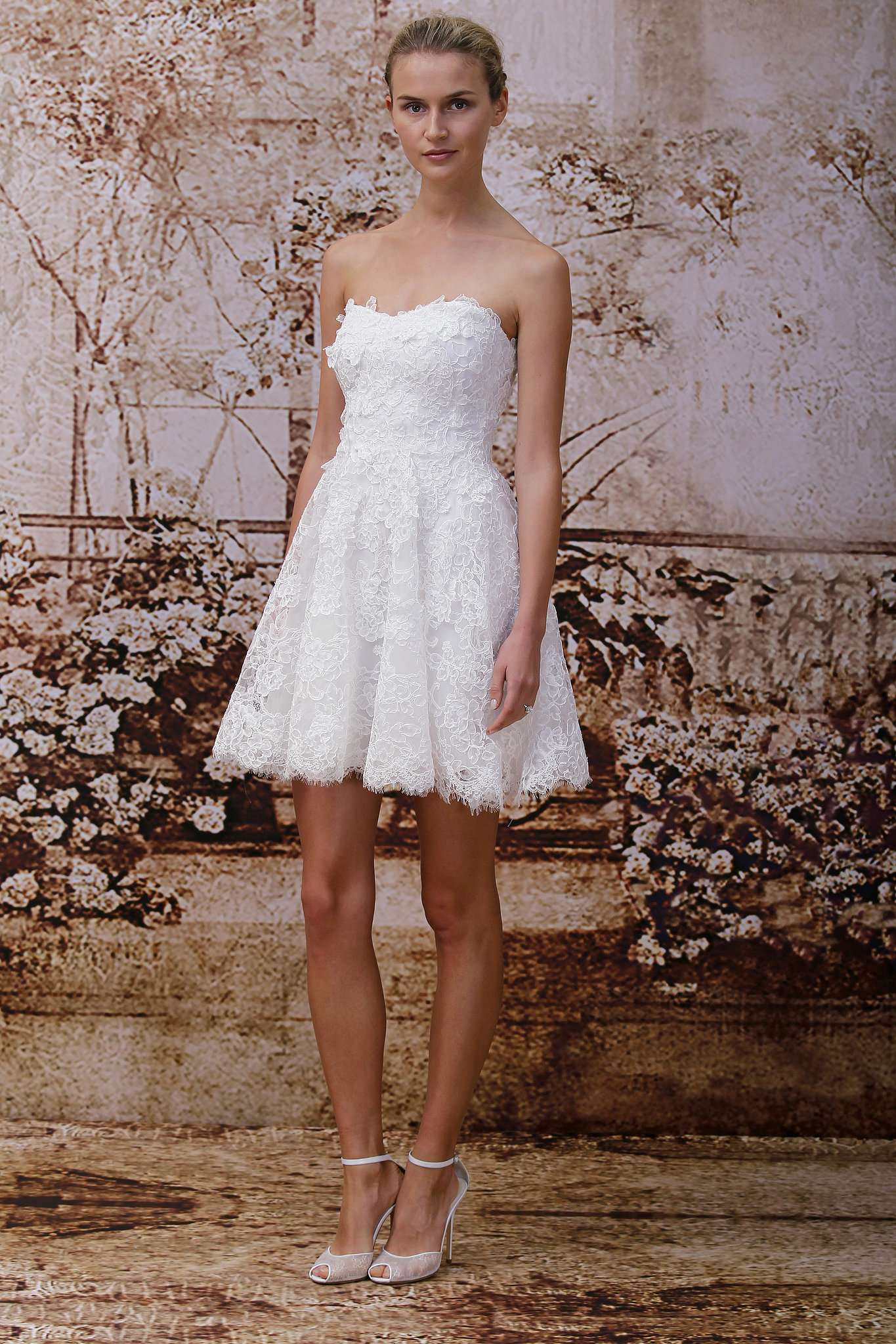The Bridal Dress Short Bridal Gown Aren t Short in Style and