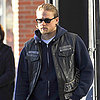 Charlie Hunnam Back on Set After Quitting Fifty Shades Movie
