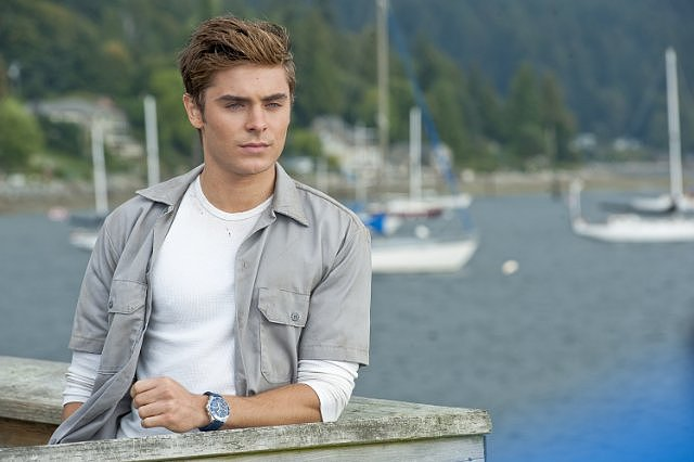 Charlie St. Cloud Here's Efron's first leading-man role in a romantic drama. He was ready for it.