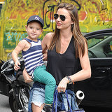 Miranda Kerr Reveals Son Flynn Bloom's Halloween Costume