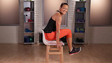 No Need to Get Up! Full-Body Chair Workout