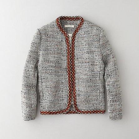 SESSUN cotopaxi tweed jacket