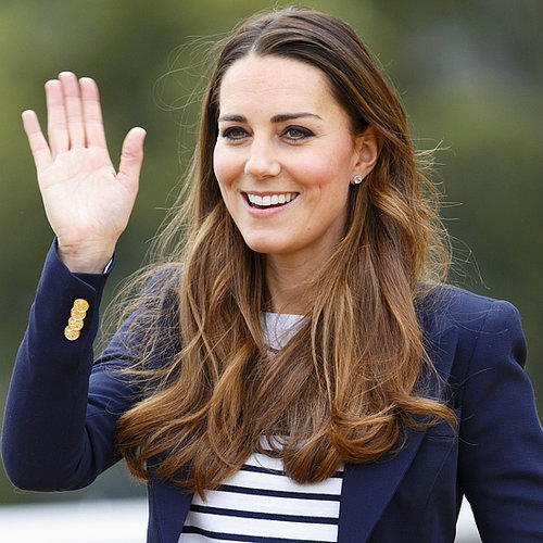 Kate Middleton Goes Solo Postbaby | Pictures
