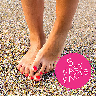 Foot Health Month: Weird Facts About Feet