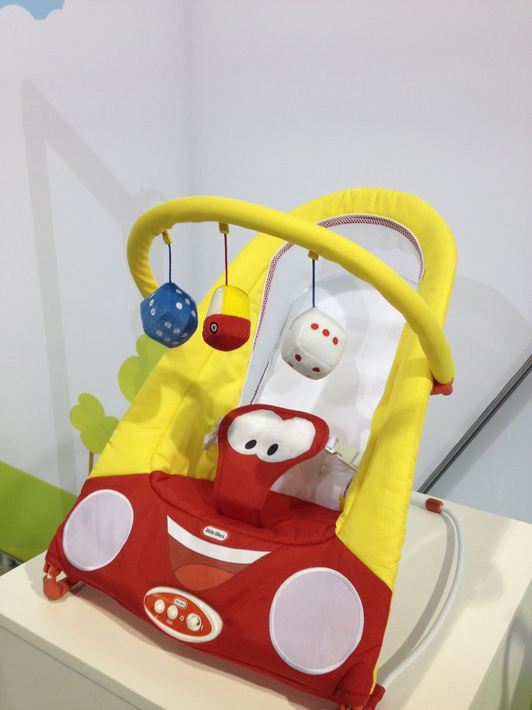 Diono is bringing the Little Tikes name to bouncy seats!