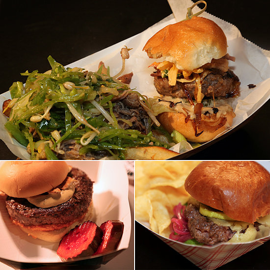 Burger-Lert: Top Trends From Rachael Ray's Burger Bash