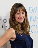 Jennifer Garner showed up to the LA event.