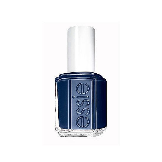 This navy blue polish by Essie was the most-pinned among all our Fall beauty favorites under $10.