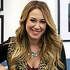 Haylie Duff Discusses The Real Girl's Cookbook | Video
