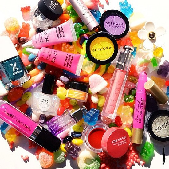 Mom, can we go trick-or-treating at Sephora this year? Source: Instagram user sephora